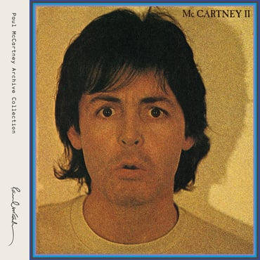 Paul mccartney mccartney ii