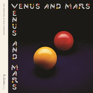 Paul mccartney venus and mars