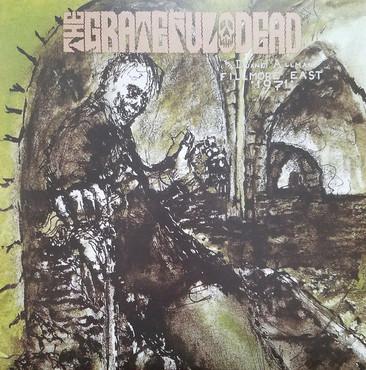 Grateful dead fillmore 1971