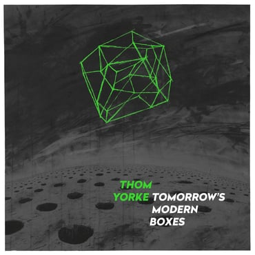 Thom yorke tomorrow's modern boxes