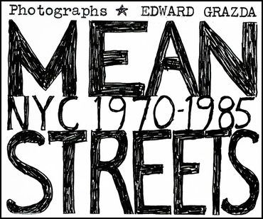 Mean streets book