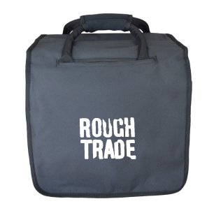 Rough trade record bag