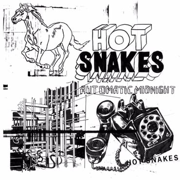 Hotsnakes automaticmidnight 3000 spd1217