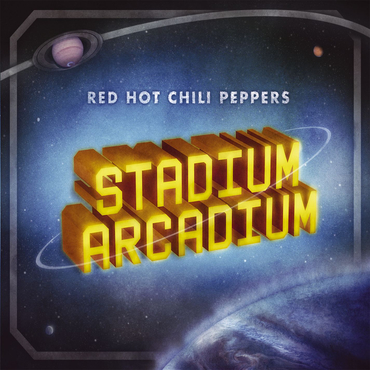 Red hot chili peppers stadium arcadium