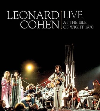 Leonard Cohen Live At The Isle Of Wight 1970 Rough Trade