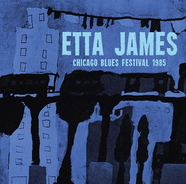 Etta james chicago blues 1985