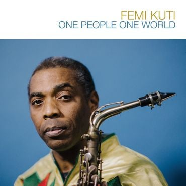 Femi Kuti - One People - One World - LP