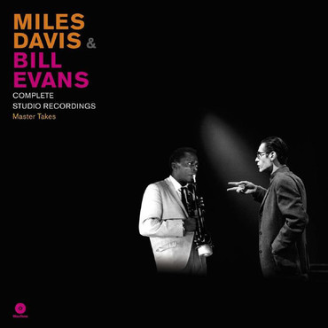 Miles davis and bill evans complete