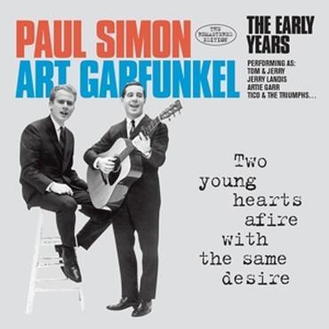 Simon and garfunkel two hearts