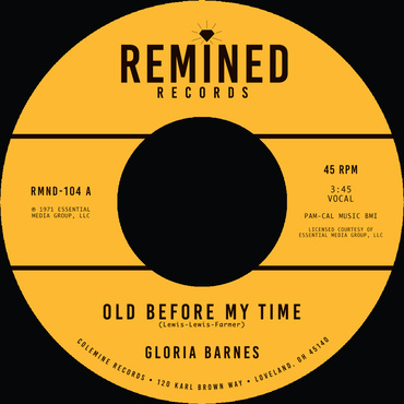 Gloria barnes old beforte