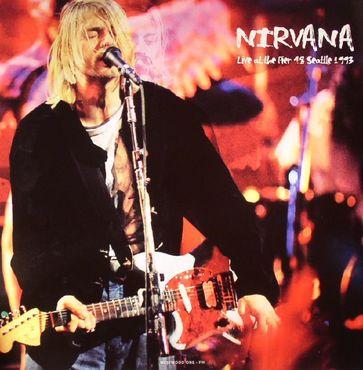 Nirvana live. atb the pier 1993