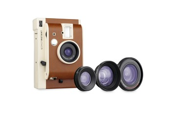 Lomoinstant san remo with lenses