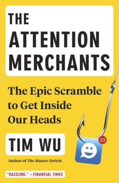 Attention merchants book