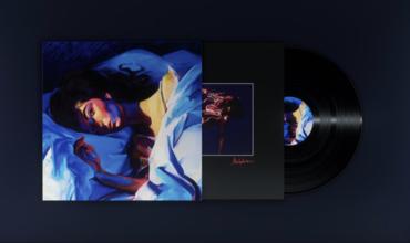 Lorde melodrama standard packshot