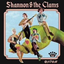 Shannon and the clams onion