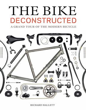 Richard hallett the bike book
