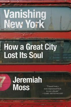 Jeremiah moss vanishing new york book