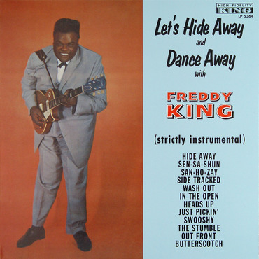 Freddy king let's dance