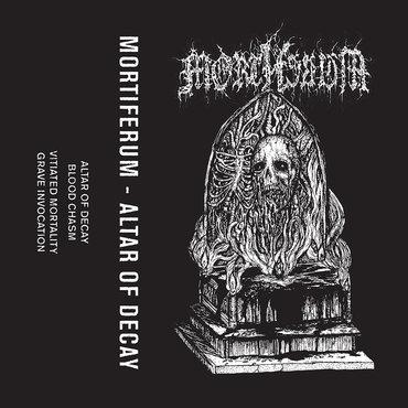 Mortiferum altar of decay
