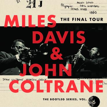 Miles davis john coltrane final tour