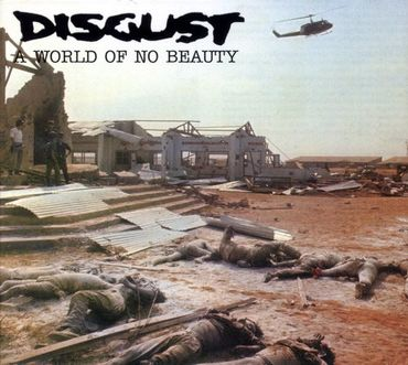 Disgust a world of beauty
