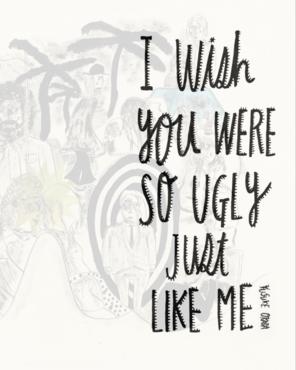 I wish you were book
