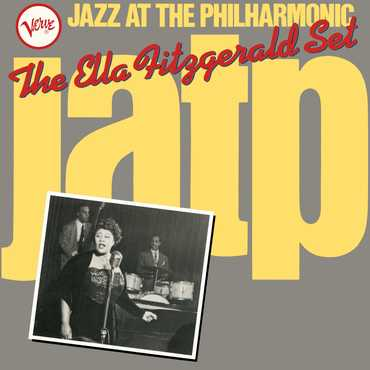 Ella fitzgerald jazz at the