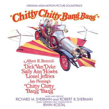 Chitty chitty bang bang ost
