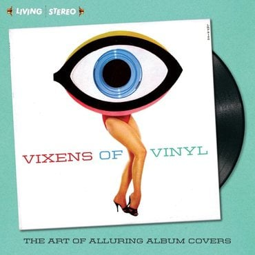 Vixens of vinyl book