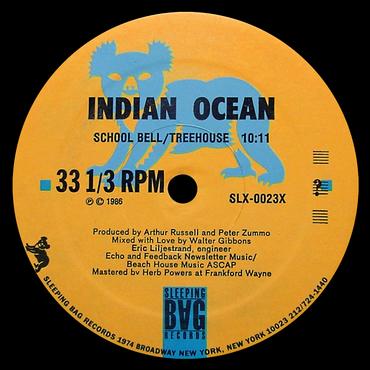 Indian ocean school bell