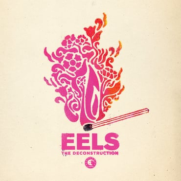 Eels thedeconstruction cover 3000x3000