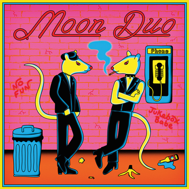 Moon duo jukebox