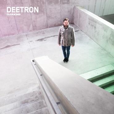 Deetron   deetron dj kicks   k7359cd