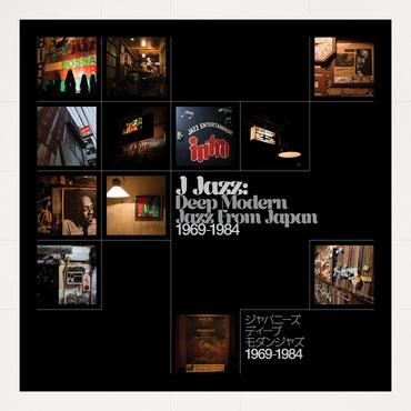 J jazz deep modern jazz from japan