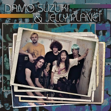 Damo suzuki and jelly planet