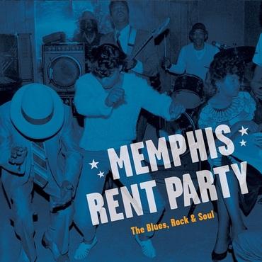 Various artists   memphis rent party   fp16531