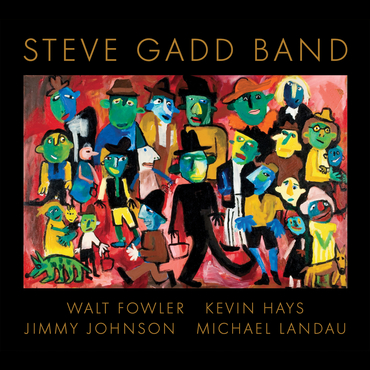 Steve gadd band s t