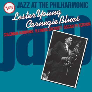 Lester young jazz at the philharmonic