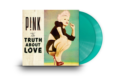P1nk the truth about love packshot