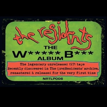 The residents   the w b album   nrtlp006