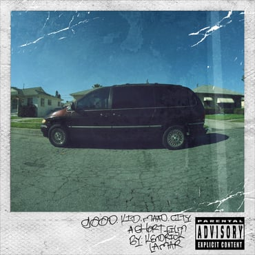 Kendrick lamar good kid