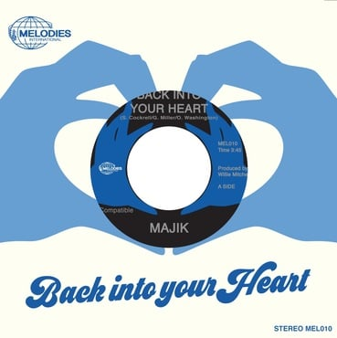 Majik   back into your heart   mel10