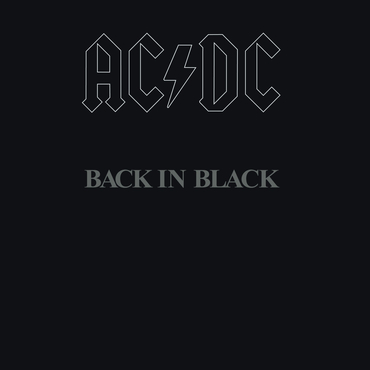 Acdc back in black clean