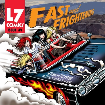 L7 - Fast and Frightening - LPx2