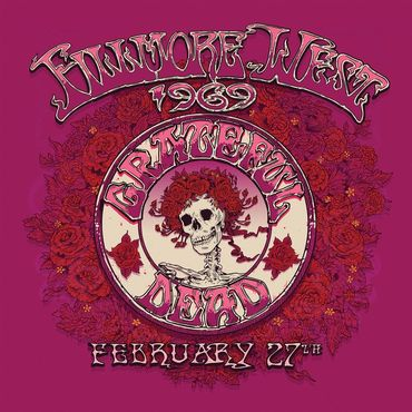 Grateful dead fillmore west rsd clean