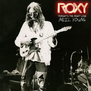Niel young roxy rsd clean