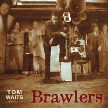 Tom waits brawlers rsd clean