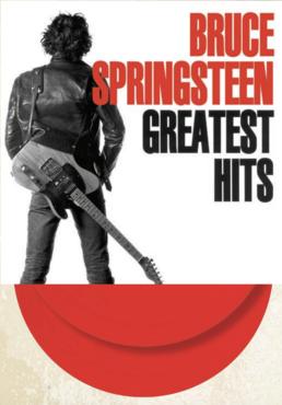 Brusce springsteen greatest hits rsd packshot clean