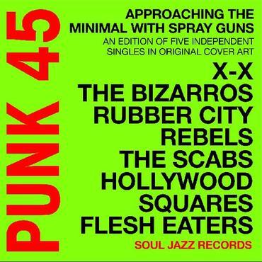 Punk 45 rsd clean