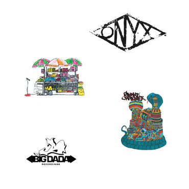 Onyx collective fruit stand snake charmer